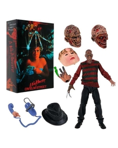 "Imagen de Ultimate Freddy Kruger (7"") Nightmare On Elm Street - NECA"