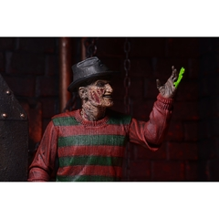 "Ultimate Freddy Kruger (7"") Nightmare On Elm Street - NECA - Geek Spot"