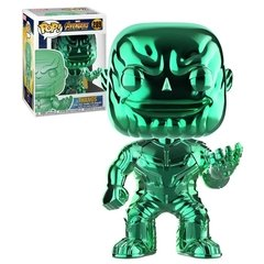Funko Thanos Green Chrome (289) - Infinity War (Marvel)
