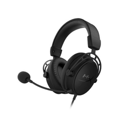 Headset Gamer HyperX Cloud Alpha S Negro