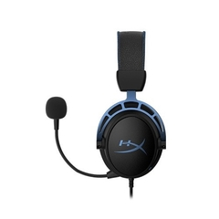 Headset Gamer HyperX Cloud Alpha S Azul - Geek Spot