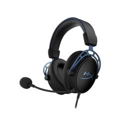 Headset Gamer HyperX Cloud Alpha S Azul