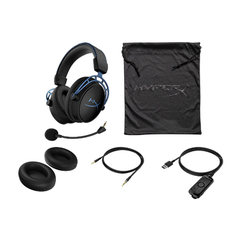 Headset Gamer HyperX Cloud Alpha S Azul - comprar online