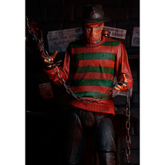 "Ultimate Freddy Kruger (7"") Nightmare On Elm Street - NECA en internet"