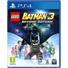 PS4 Lego: Batman 3: Beyond Gotham