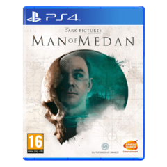 PS4 The Dark Pictures Anthology Man Of Medan