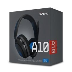 Headset Gamer Astro A10 PS4 - tienda online