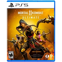 PS5 Mortal Kombat 11 Ultimate Edition