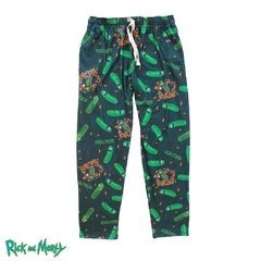 Pantalon Pickle Rick (Rick & Morty)
