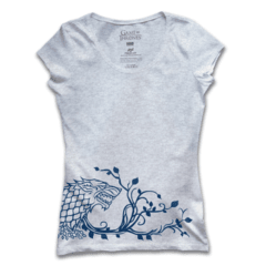 Remera Lady Of Winterfell Mujer (Game Of Thrones)