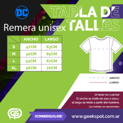 Remera Justice League - comprar online