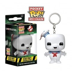 Funko Keychain: Stay Puft - Ghostbusters (Movies)