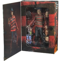 "Ultimate Freddy Kruger (7"") Nightmare On Elm Street - NECA - tienda online"
