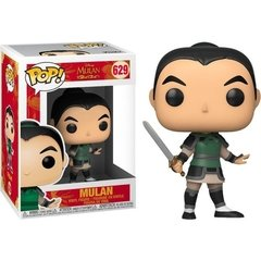 Funko Mulan As Ping (629) - Mulan (Disney)
