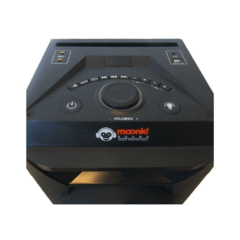 PARLANTE POTENCIADO MOONKI SOUND MG-210LT 1200W BT en internet