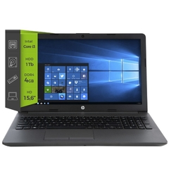 "NOTEBOOK HP CORE I3 250G7 7020U 15"" 8GB-1TB en internet"