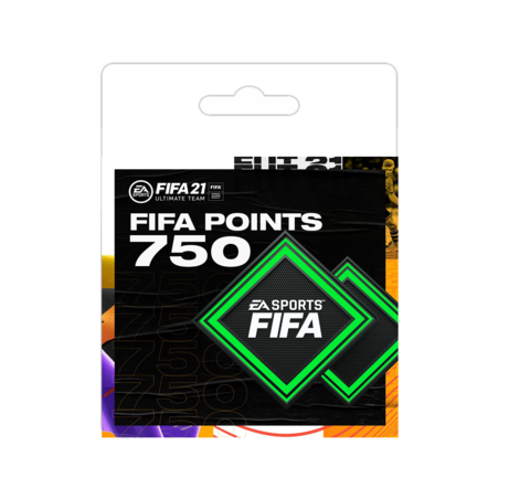 Código 750 Points para FIFA PlayStation