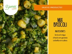 MIX BRÓCOLI BIOMAC