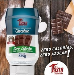 SALSA CHOCOLATE MRS TASTE