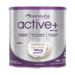 ACTIVE + - NEUTRO - LATA 400G