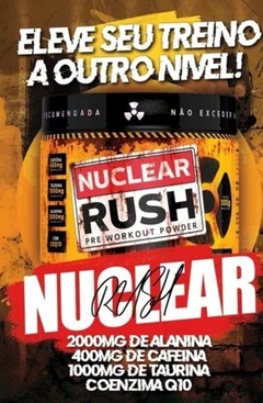 NUCLEAR RUSH 100G YELLOW GRAPE - FIT & BEAUTY