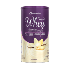 COMPLETE WHEY - LATA 450G