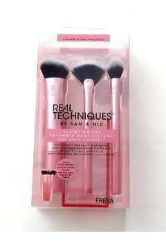 Brochas Contornos Sculpting Set Real Techniques 1561 - FreyaMood