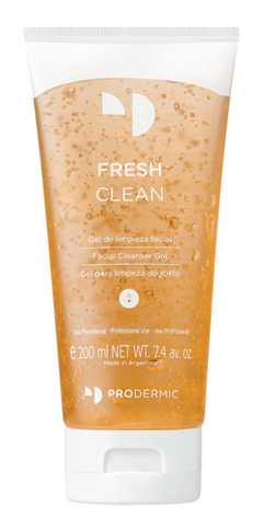 Fresh Clean Gel Limpieza Facial Refrescante 200g Prodermic