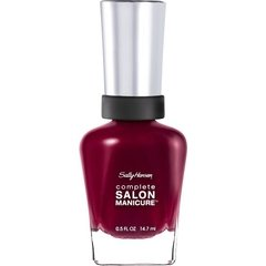 Esmalte Sally Hansen Salon Manicure 421 Ruby Do