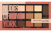 Paleta De Sombras Nudes Of New York Maybelline