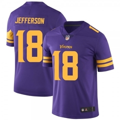 JUSTIN JEFFERSON - LIMITED - MINNESOTA VIKINGS JERSEY