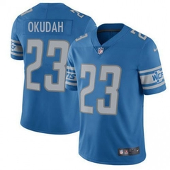 JEFF OKUDAH - DETROIT LIONS LIMITED VERSION JERSEY