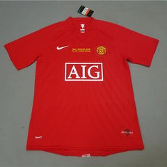 Camisa Manchester United retro home 07/08
