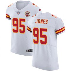 CHRIS JONES - ELITE - KANSAS CITY CHIEFS