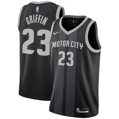 Detroit Pistons City Edition Jersey