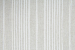 COTTON STRIPE E NATURAL