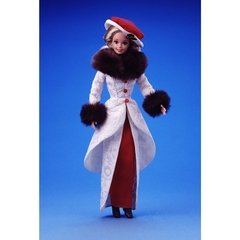 Barbie doll Holiday Memories