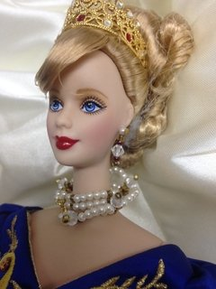 Imagem do Barbie Faberge Imperial Elegance