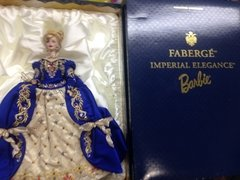 Barbie Faberge Imperial Elegance - Michigan Dolls