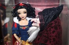 Disney SNOW WHITE & WHITCH Fairytale Designer na internet