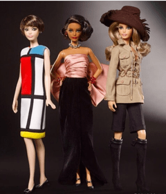 Imagem do Barbie Yves Saint Laurent Paris
