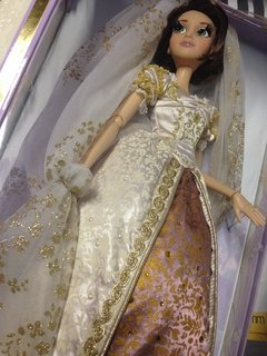 Rapunzel Wedding Disney Limited doll - Michigan Dolls