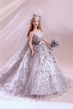 Millenium Bride Barbie doll