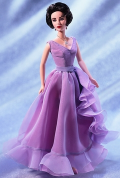 The Elizabeth Taylor White Diamonds Barbie doll