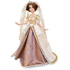 Rapunzel Wedding Disney Limited doll