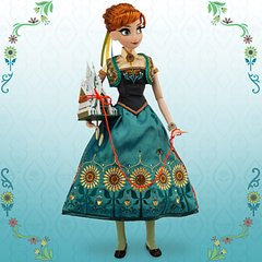Anna Limited Edition Doll – Frozen Fever