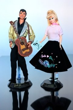 BARBIE LOVES ELVIS GIFT SET