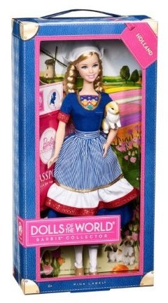 Holland Barbie Doll - comprar online