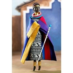 Princess of The South Africa Barbie Doll