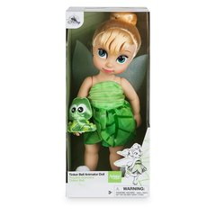Disney Animators' Collection Tinker Bell Doll – Peter Pan - comprar online